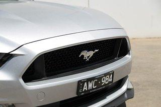 2017 Ford Mustang Ingot Silver Fastback.