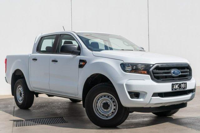 Demo Ford Ranger  , 2018 Ford Ranger Frozen White Utility