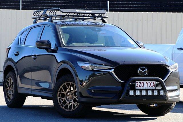 Demo Mazda CX-5 KF4W2A Maxx SKYACTIV-Drive i-ACTIV AWD Sport, CX-5 H 6AUTO MAXX SPORT DIESEL AWD