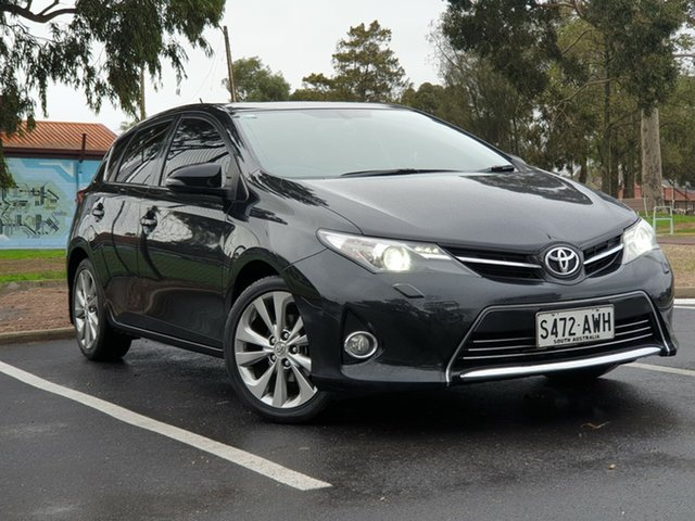 Used Toyota Corolla ZRE182R Levin ZR, 2012 Toyota Corolla ZRE182R Levin ZR Black 6 Speed Manual Hatchback