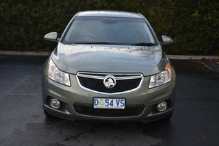 2014 Holden Cruze JH Series II MY14 Equipe Prussian Steel 6 Speed Sports Automatic Sedan.