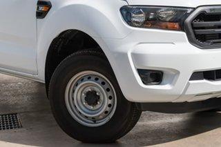 2018 Ford Ranger Frozen White Utility.