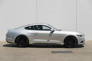 2017 Ford Mustang Ingot Silver Fastback
