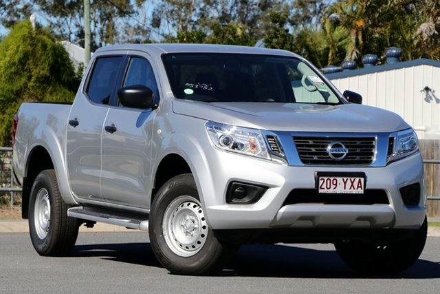 Demo Nissan Navara D23 S3 SL, 2018 Nissan Navara D23 S3 SL Brilliant Silver 7 Speed Sports Automatic Utility