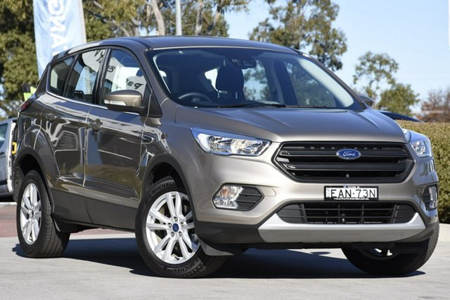 Used Ford Escape ZG 2018.00MY Ambiente 2WD, 2018 Ford Escape ZG 2018.00MY Ambiente 2WD Grey 6 Speed Sports Automatic SUV