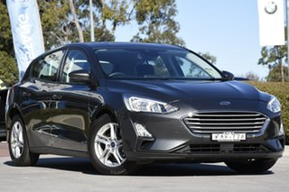 2018 Ford Focus SA 2019MY Trend Charcoal 8 Speed Automatic Hatchback.
