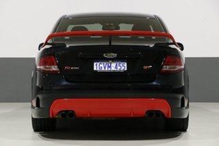 2012 FPV GT Rspec FG MK2 Black 6 Speed Manual Sedan