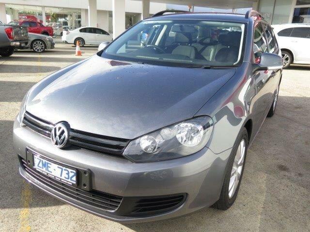 Used Volkswagen Golf VI MY13.5 90TSI DSG Trendline, 2013 Volkswagen Golf VI MY13.5 90TSI DSG Trendline Grey 7 Speed Sports Automatic Dual Clutch Wagon
