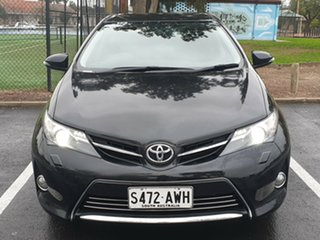 2012 Toyota Corolla ZRE182R Levin ZR Black 6 Speed Manual Hatchback