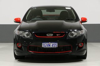 2012 FPV GT Rspec FG MK2 Black 6 Speed Manual Sedan.