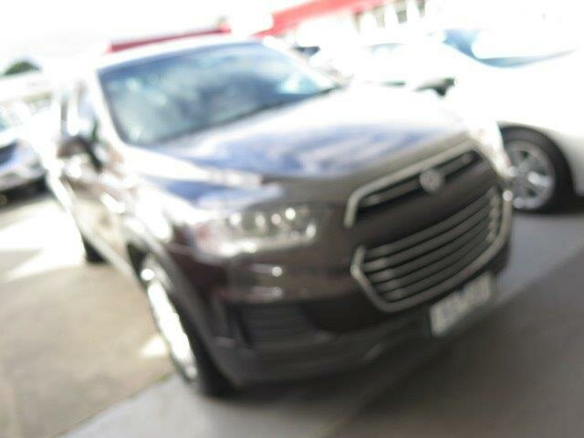 Used Holden Captiva CG MY17 LS 2WD, 2017 Holden Captiva CG MY17 LS 2WD Coconut /grey 6 Speed Sports Automatic Wagon