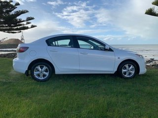 2012 Mazda 3 BL10F2 MY13 Neo Activematic Crystal Pearl 5 Speed Sports Automatic Sedan.