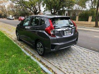 2014 Honda Jazz GF MY15 VTi-L Graphite 1 Speed Constant Variable Hatchback.