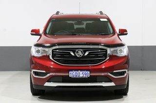 2018 Holden Acadia AC LTZ-V (2WD) Red 9 Speed Automatic Wagon.