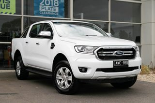 2018 Ford Ranger PX MkIII 2019.00MY XLT Pick-up Super Cab 6 Speed Sports Automatic Utility.