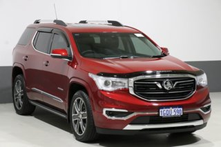 2018 Holden Acadia AC LTZ-V (2WD) Red 9 Speed Automatic Wagon