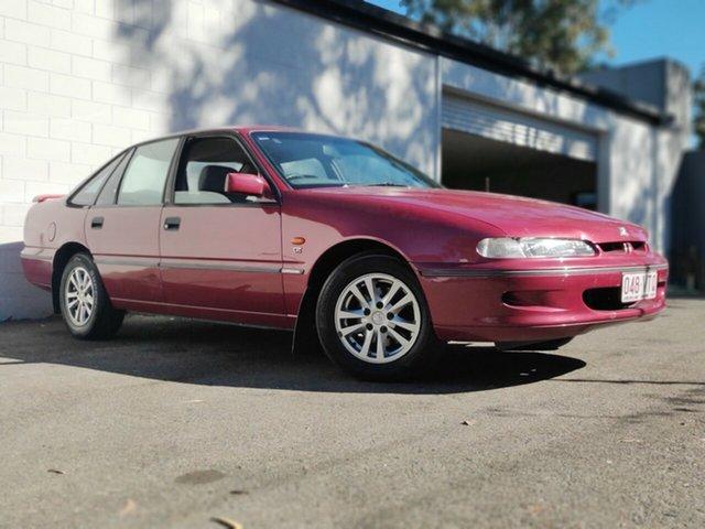 Used Holden Commodore VS II Acclaim, 1997 Holden Commodore VS II Acclaim Metallic Red 4 Speed Automatic Sedan