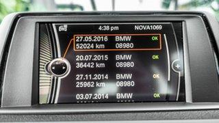 2012 BMW 320i F30 320i Grey 8 Speed Sports Automatic Sedan