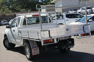 2016 Isuzu D-MAX MY15 SX Space Cab White 5 Speed Sports Automatic Cab Chassis.