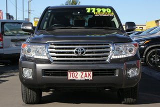 2015 Toyota Landcruiser VDJ200R MY13 VX Graphite 6 Speed Sports Automatic Wagon