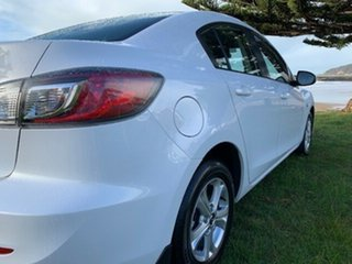 2012 Mazda 3 BL10F2 MY13 Neo Activematic Crystal Pearl 5 Speed Sports Automatic Sedan