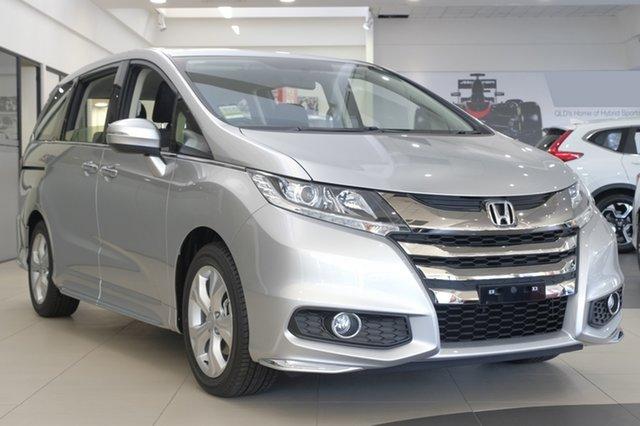 Demo Honda Odyssey RC MY19 VTi, 2019 Honda Odyssey RC MY19 VTi Super Platinum 7 Speed Constant Variable Wagon