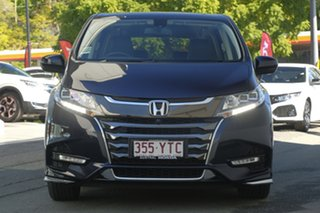 2018 Honda Odyssey RC MY18 VTi-L Premium Twinkle Black 7 Speed Constant Variable Wagon