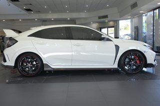2018 Honda Civic 10th Gen MY18 Type R Championship White 6 Speed Manual Hatchback.
