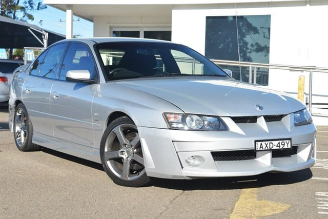 Used Holden Special Vehicles ClubSport Y Series 2 Special Edition, 2004 Holden Special Vehicles ClubSport Y Series 2 Special Edition Silver 4 Speed Automatic Sedan