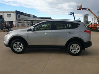 2015 Toyota RAV4 ZSA42R GX 2WD Silver 7 Speed Constant Variable Wagon