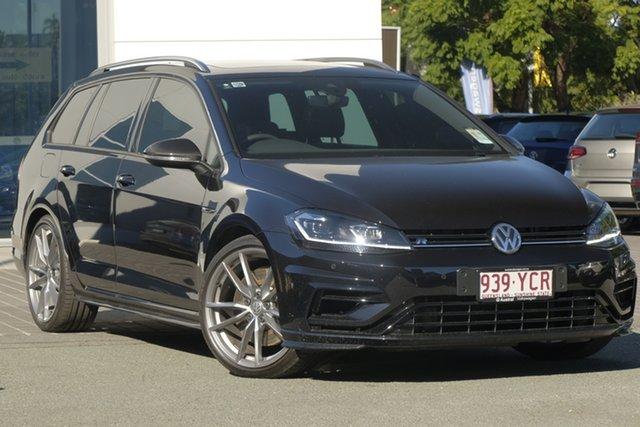 Demo Volkswagen Golf  , Golf R 2.0L Wolfsburg T/P 7Spd DSG Wagon MY18