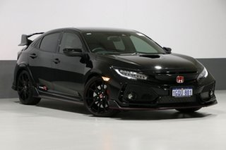 2018 Honda Civic MY18 Type R Black 6 Speed Manual Hatchback.