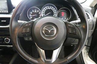 2015 Mazda 6 6C MY15 Sport Snowflake Pearl 6 Speed Automatic Wagon