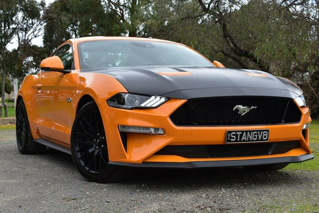 Demo Ford Mustang FN 2018MY GT Fastback, MUSTANG 2018 MY FASTBACK GT . 5.0L V8 6SPD MAN