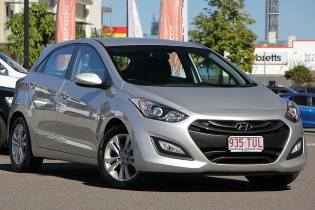 Used Hyundai i30 GD MY14 Elite, 2014 Hyundai i30 GD MY14 Elite Silver 6 Speed Sports Automatic Hatchback