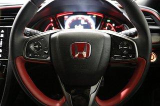 2018 Honda Civic MY18 Type R Black 6 Speed Manual Hatchback