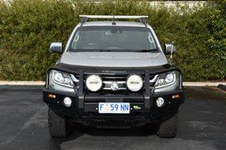 2016 Holden Colorado RG MY17 LTZ Pickup Crew Cab Nitrate 6 Speed Manual Utility.