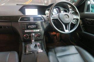 2013 Mercedes-Benz C250 CDI W204 MY13 Avantgarde 7G-Tronic + Grey 7 Speed Sports Automatic Sedan.