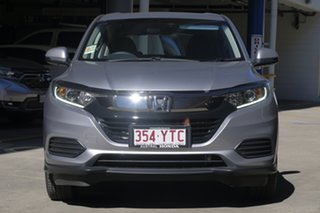 2019 Honda HR-V MY19 VTi Lunar Silver 1 Speed Constant Variable Hatchback