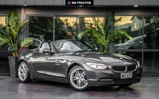 2009 BMW Z4 E89 MY0909 sDrive30i Steptronic Brown 6 Speed Sports Automatic Roadster.