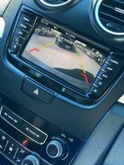 2011 Holden Commodore VE II MY12 SV6 Silver 6 Speed Sports Automatic Sedan
