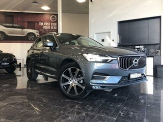 2018 Volvo XC60 246 MY19 T5 Inscription (AWD) Osmium Grey 8 Speed Automatic Geartronic Wagon.