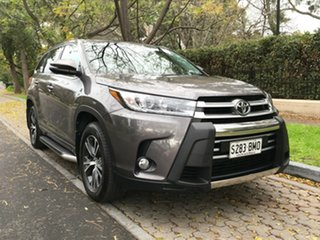 2017 Toyota Kluger GSU50R GX 2WD Predawn Grey 8 Speed Sports Automatic Wagon.