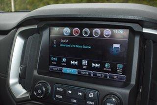 2016 Holden Colorado RG MY17 LTZ Pickup Crew Cab Nitrate 6 Speed Manual Utility