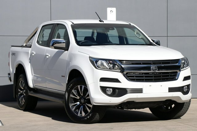 Used Holden Colorado RG MY17 LTZ Pickup Crew Cab, 2017 Holden Colorado RG MY17 LTZ Pickup Crew Cab White 6 Speed Sports Automatic Utility