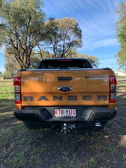 2019 Ford Ranger PX MkIII 2019.00MY Wildtrak Pick-up Double Cab Saber 6 Speed Sports Automatic.