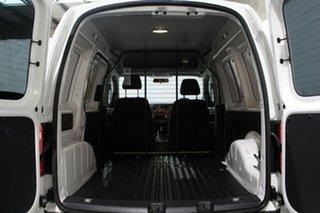 2015 Volkswagen Caddy 2KN MY16 TSI220 Maxi DSG White 7 Speed Sports Automatic Dual Clutch Van