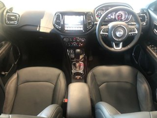2018 Jeep Compass M6 MY18 Limited (4x4) Minimal Grey 9 Speed Automatic Wagon