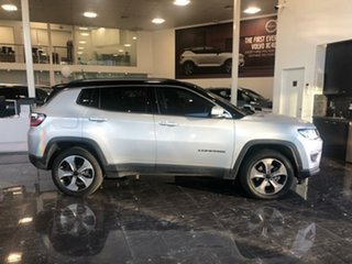 2018 Jeep Compass M6 MY18 Limited (4x4) Minimal Grey 9 Speed Automatic Wagon.