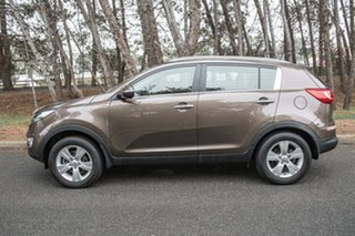 2013 Kia Sportage SL MY13 SLi Bronze 6 Speed Sports Automatic Wagon